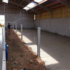 Flandres Beton Dunkerque agriculture réalisations
