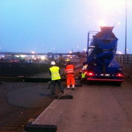 Flandres Beton Dunkerque industrie réalisations