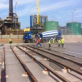 Flandres Beton Dunkerque industrie
