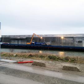 Flandres Beton Dunkerque écologie plateforme multimodale