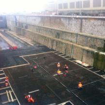 Flandres Beton Dunkerque industrie produits