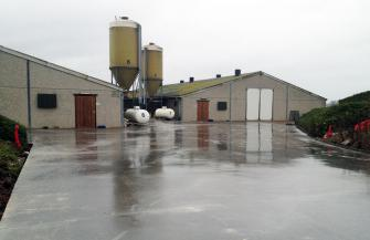Flandres Beton Dunkerque agriculture